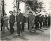 Army Days: Winthrop Rockefeller in Business Men's Camp before enlisting in Army (ualr-ms-0001_07_01_pho0778)