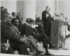 Governor of Arkansas: Winthrop Rockefeller delivers a speech at the Martin Luther King Jr. memorial (ualr-ms-0001_07_02_pho0547)