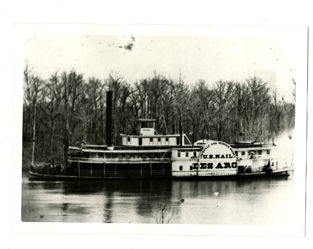 The Civil War in Arkansas and the Role of Steamboats | As