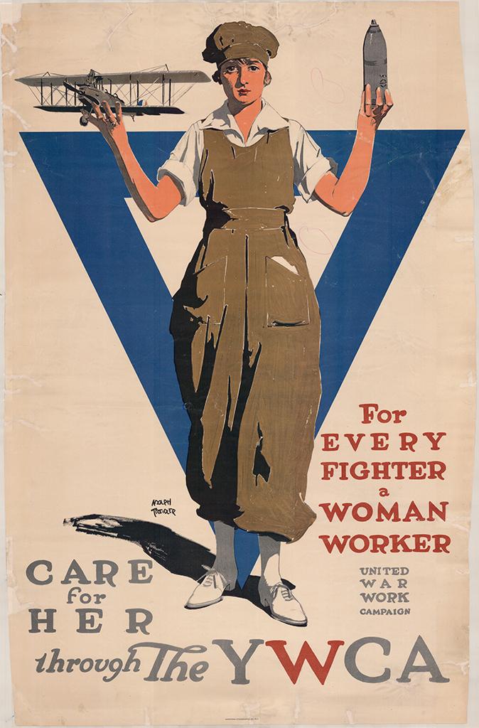 women and work in world war