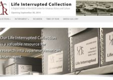 Screenshot of Life Interrupted exhibit