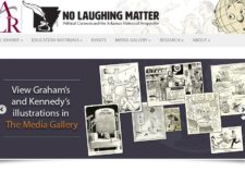No Laughing Matter Political Cartoons and the Arkansas Historical Perspective screenshot