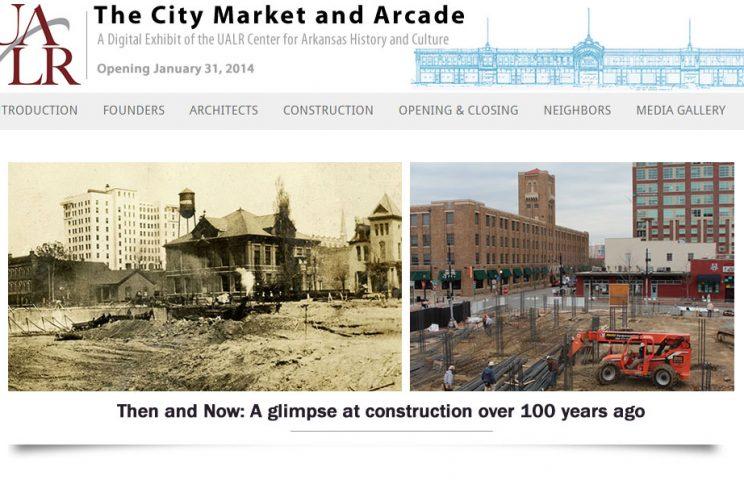 City Market and Arcade