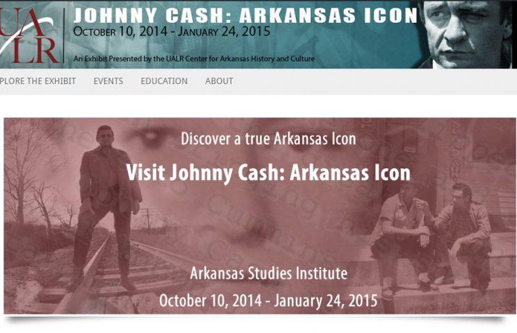 Johnny Cash: Arkansas Icon