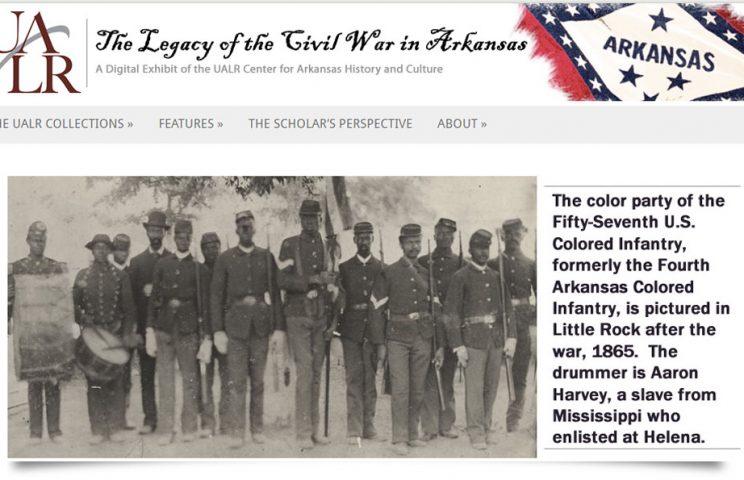 Legacy of the Civil War in Arkansas