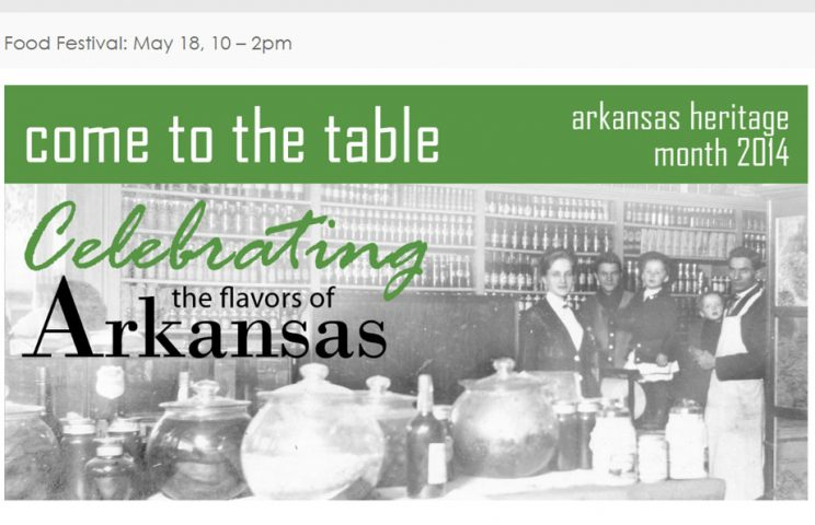 (Re)past, Present, and Future: Arkansas Food and Foodways