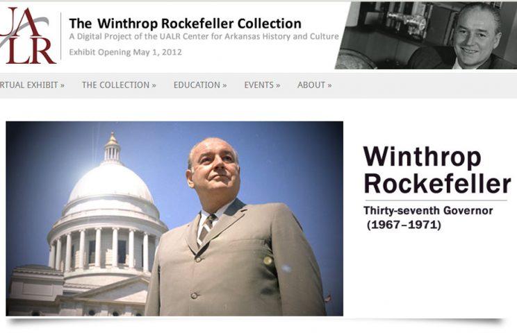 Winthrop Rockefeller Collection